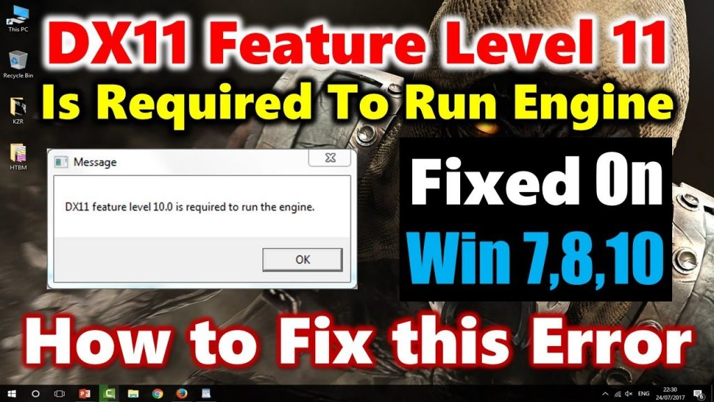 Download DX11 Feature Level 11.0