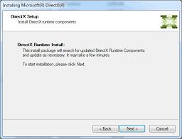 Nvidia DirectX